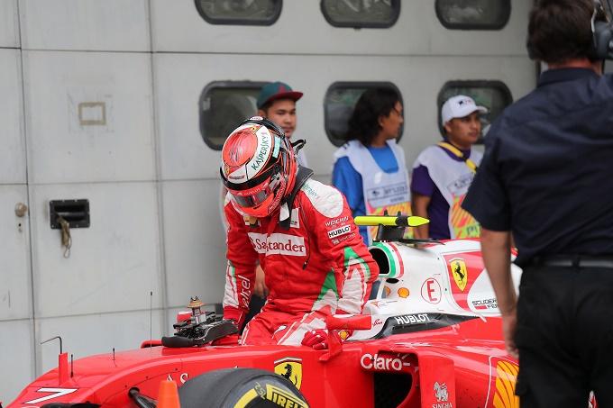 """GP Malesia, Raikkonen: """"L'auto è questa e dobbiamo adeguarci"""""""