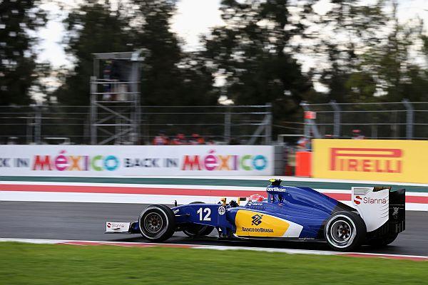 """Sauber, Nasr: """"La rottura dell'ala ci ha fatto perdere parecchio tempo"""""""