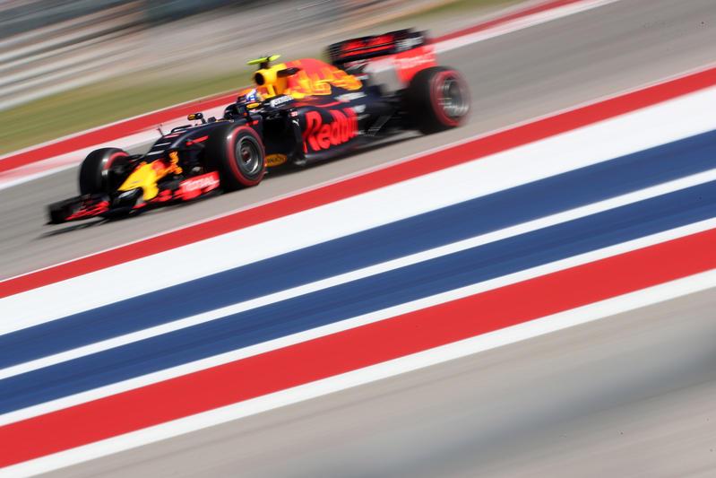 F1 GP Stati Uniti, Prove Libere 3: Red Bull mette le ali, con Verstappen davanti a Ricciardo