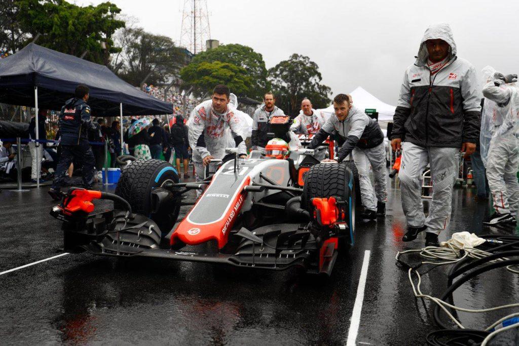"""Haas, Grosjean: """"Le condizioni nel punto di impatto erano davvero estreme"""""""