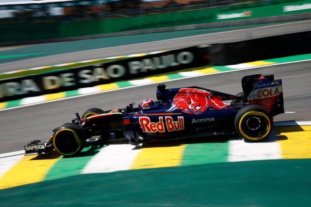 """Toro Rosso, Sainz: """"Venerdì un pò difficoltoso"""""""