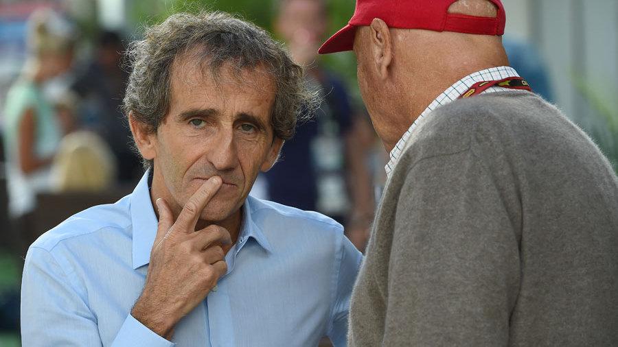 """Prost commenta il taglio di Hamilton in Messico: """"Sbagliato non punirlo"""""""