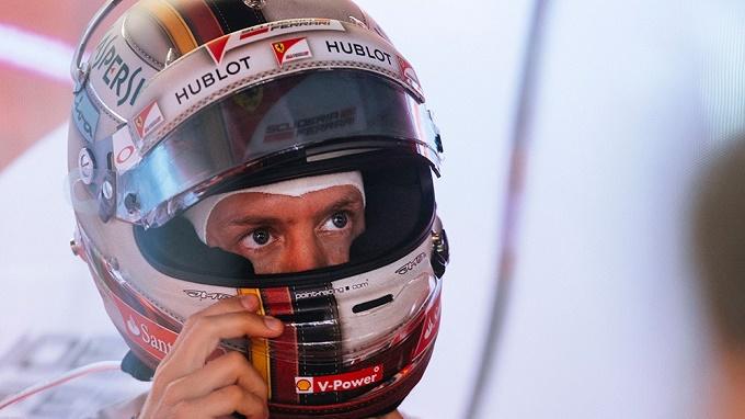 """Ferrari, Vettel: """"Il mio recupero in pista mostra lo spirito della squadra"""""""