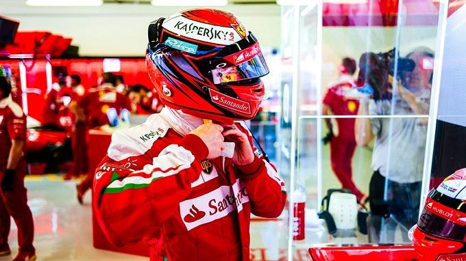"""Ferrari, Raikkonen: """"La macchina andava piuttosto bene"""""""