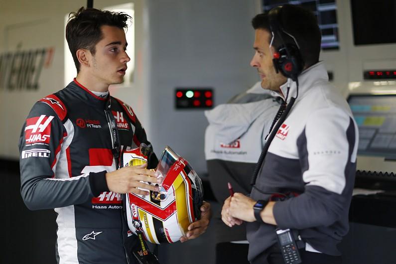 Haas, Leclerc rinuncia alle FP1 di Abu Dhabi per il titolo GP3