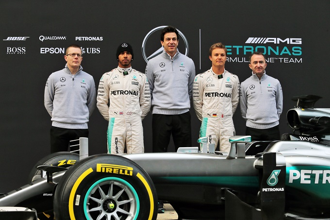 """Mercedes, Wolff e Lowe in coro: """"Il titolo? Che vinca il migliore tra Rosberg e Hamilton"""""""