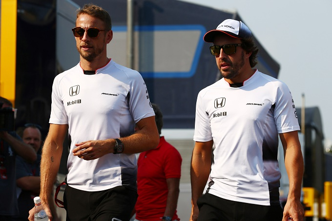 "McLaren, Alonso e Button in coro: ""Il tracciato di Interlagos è stupendo"""