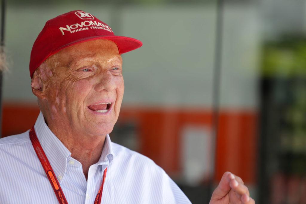 """Niki Lauda dice la sua: """"Uno come Ecclestone non può essere sostituito"""""""