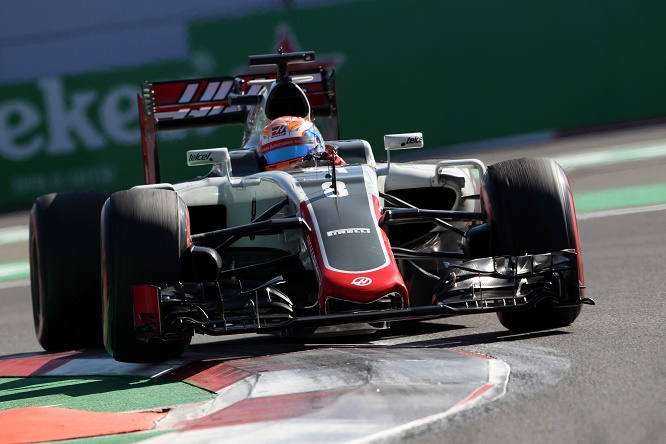 Haas, Gutierrez e Grosjean testeranno il dispositivo Halo in Brasile