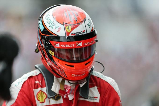 """Ferrari, Raikkonen: """"Yas Marina bel tracciato, ma non è facile compiere sorpassi"""""""