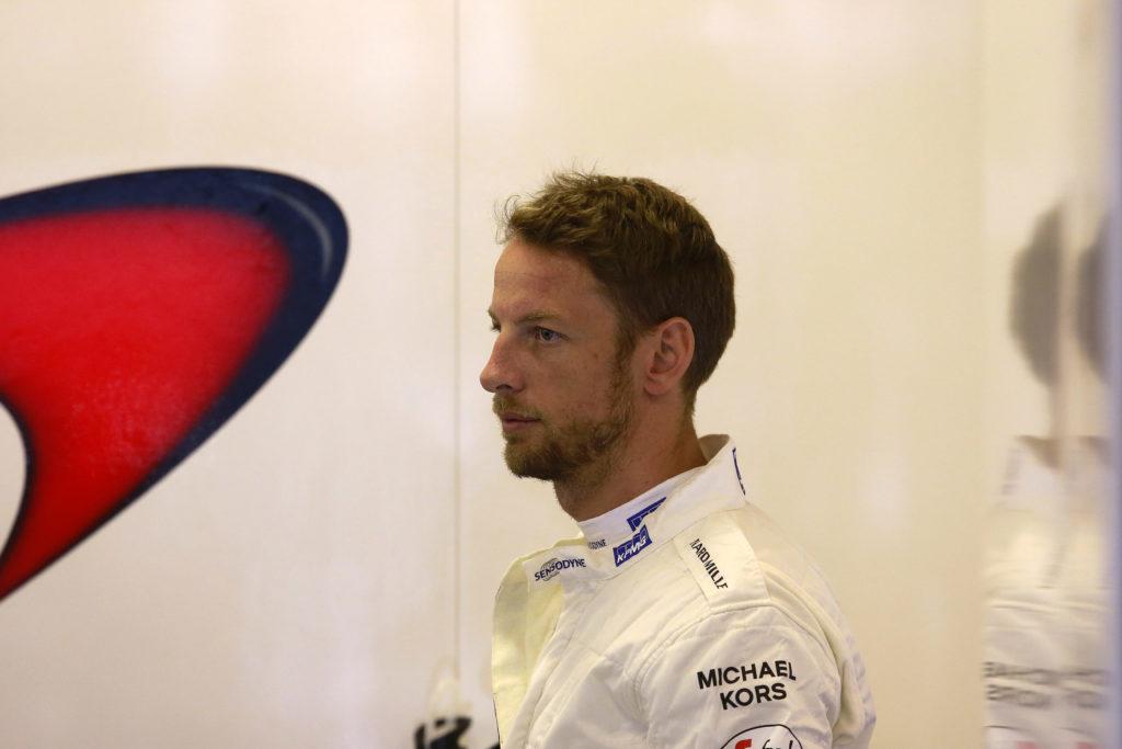 """McLaren, Button: """"La mia gara è stata breve, ma ero molto emozionato"""""""