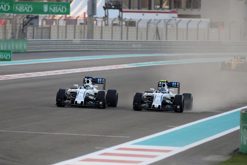 """Williams, Felipe Massa chiude la carriera in zona punti: """"Grazie a tutti"""""""