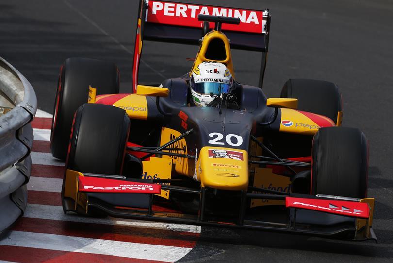 """Giovinazzi parla del futuro: """"2017? Penso solo a vincere il campionato GP2"""""""