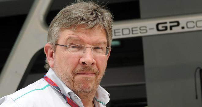 Ross Brawn potrebbe sostituire Ecclestone nel 2017
