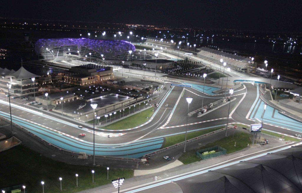 Doppia zona DRS per il Gran Premio di Abu Dhabi