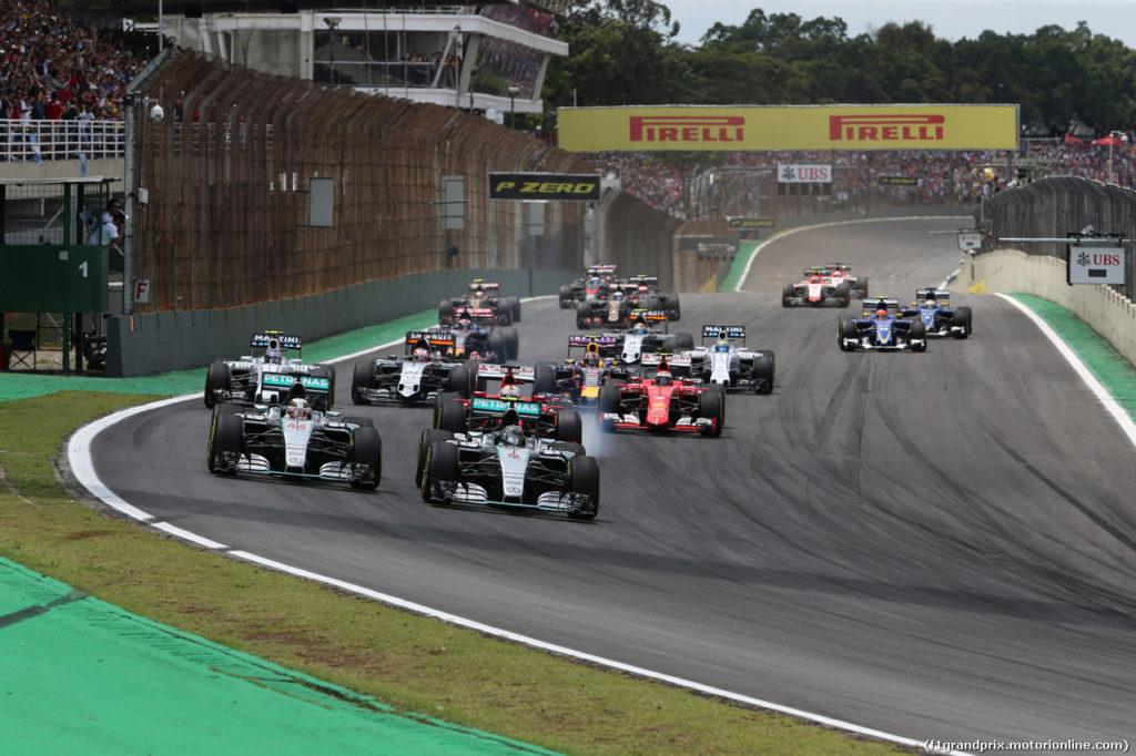 Gran Premio del Brasile 2016: Anteprima e Orari del Weekend