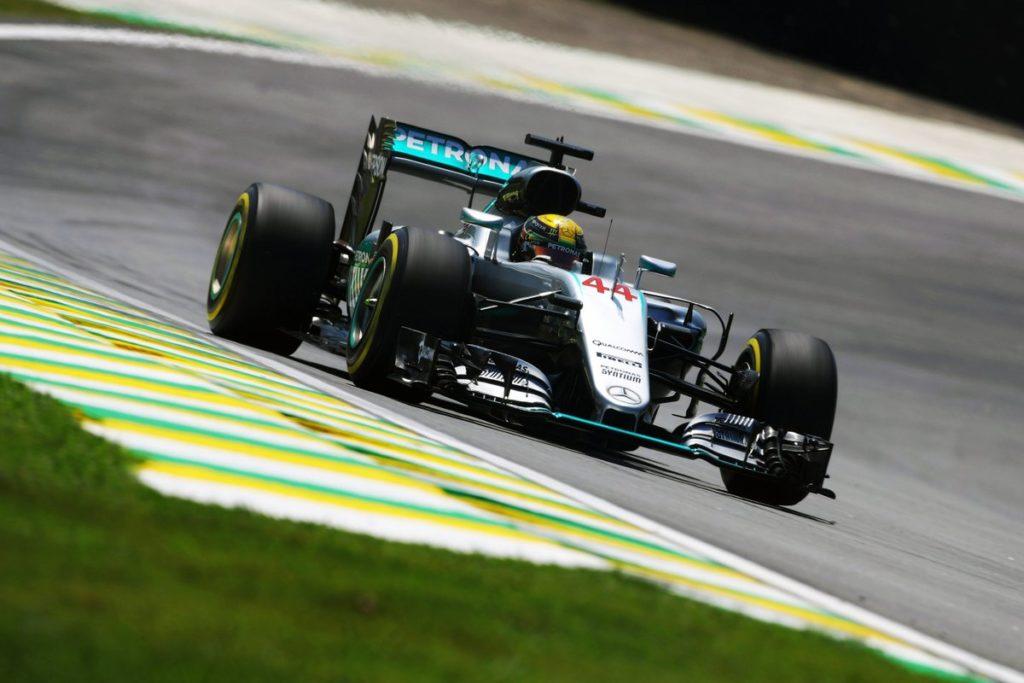 F1 GP Brasile, Prove Libere 2: Hamilton ancora davanti, Rosberg si avvicina