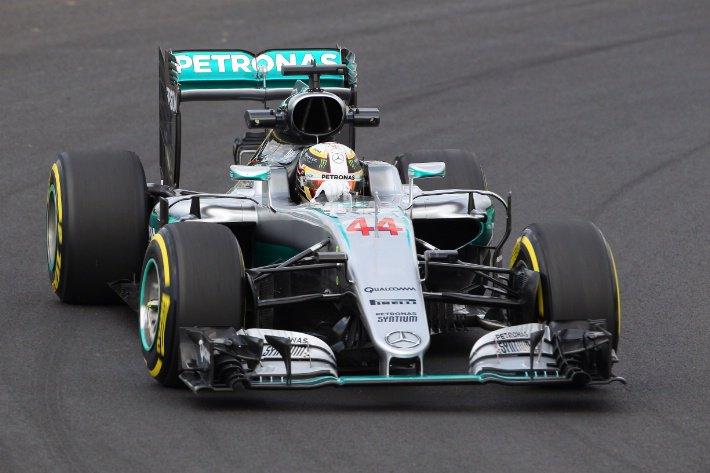 F1 GP Abu Dhabi, Prove Libere 1: Hamilton subito davanti a Rosberg
