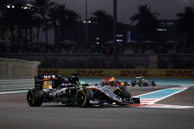 La Force India conquista il quarto posto nella classifica costruttori