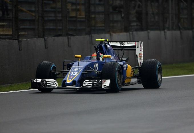 """GP Brasile, Felipe Nasr: """"Non ho parole per descrivere quanto sono felice"""""""