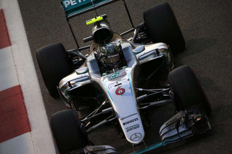 F1 GP Abu Dhabi: Nico Rosberg è il Campione del Mondo 2016!