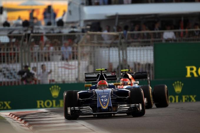 """GP Abu Dhabi, Felipe Nasr: """"La cosa importante è aver mantenuto il decimo posto nei costruttori"""""""