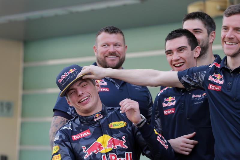 """Max Verstappen: """"Sono molto contento della mia stagione"""""""