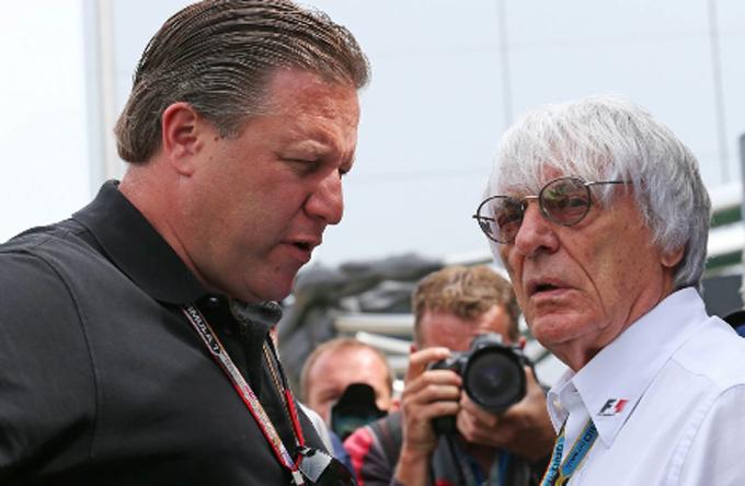 McLaren: Zak Brown in corsa per la carica di CEO