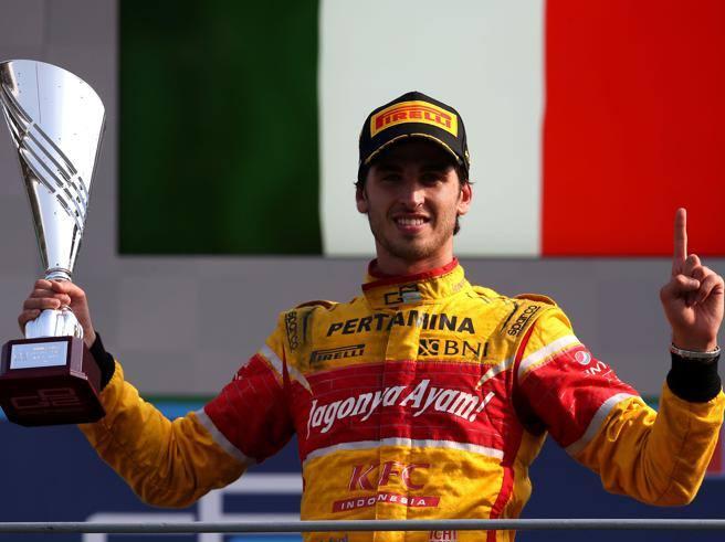 F1 | Marchionne conferma: Antonio Giovinazzi terzo pilota Ferrari per il 2017