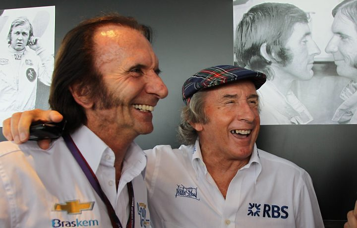 """Fittipaldi sicuro: """"Rosberg tornerà a correre"""""""