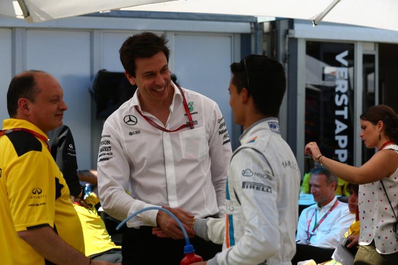 "Mercedes, Wolff: ""Wehrlein? Discorsi avviati con Sauber"""
