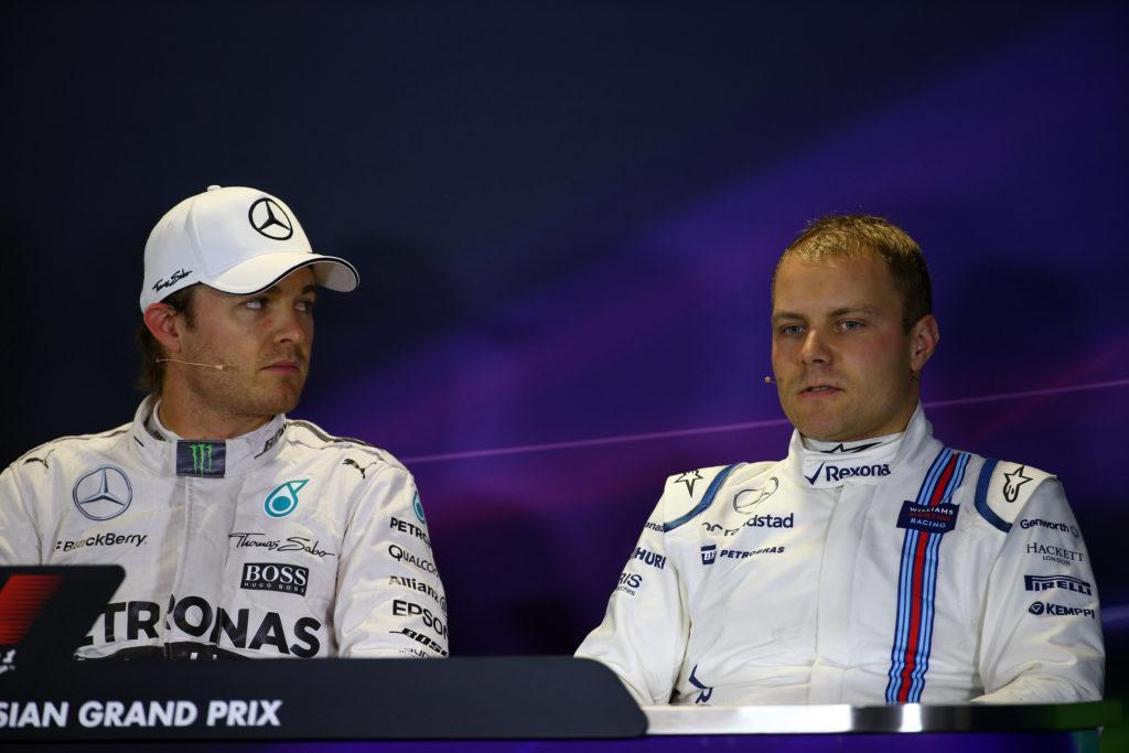"F1 | Rosberg: ""Wehrlein è rischioso, Bottas ha più esperienza"""