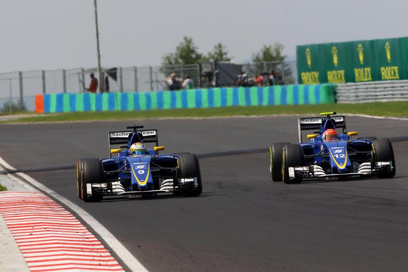 """Sauber, Ericsson: """"Con Nasr è stata una bella sfida, sono cresciuto come pilota"""""""