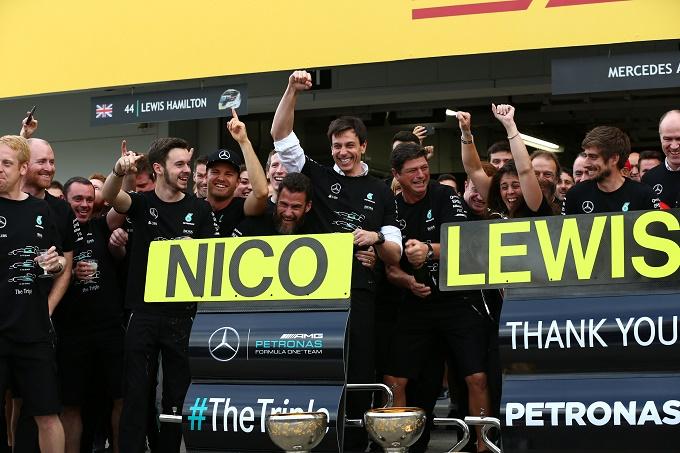 """Mercedes, Toto Wolff sul ritiro di Rosberg: """"Decisione coraggiosa"""""""