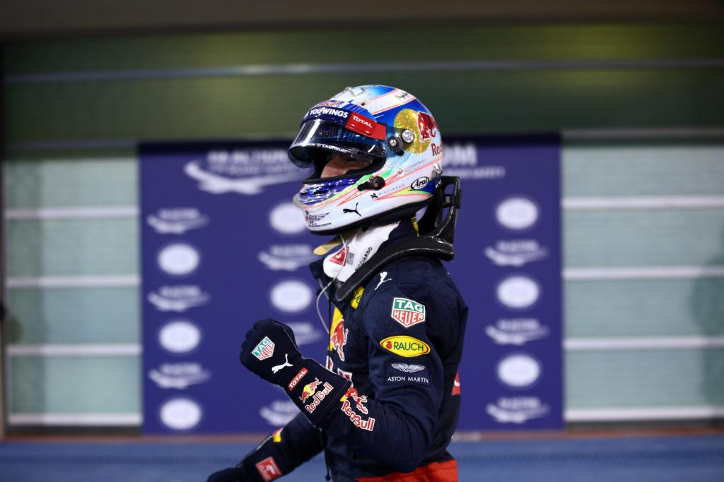 """Daniel Ricciardo: """"Il 2016 la mia stagione migliore"""""""