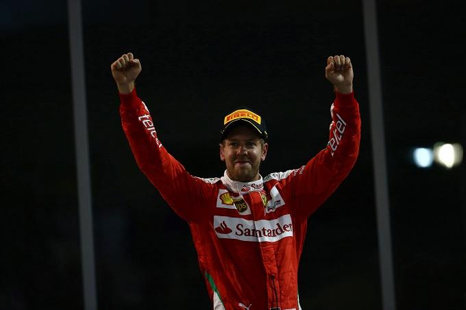 """Ferrari, Vettel: """"Il podio colto a Monza la gioia più grande del 2016"""""""