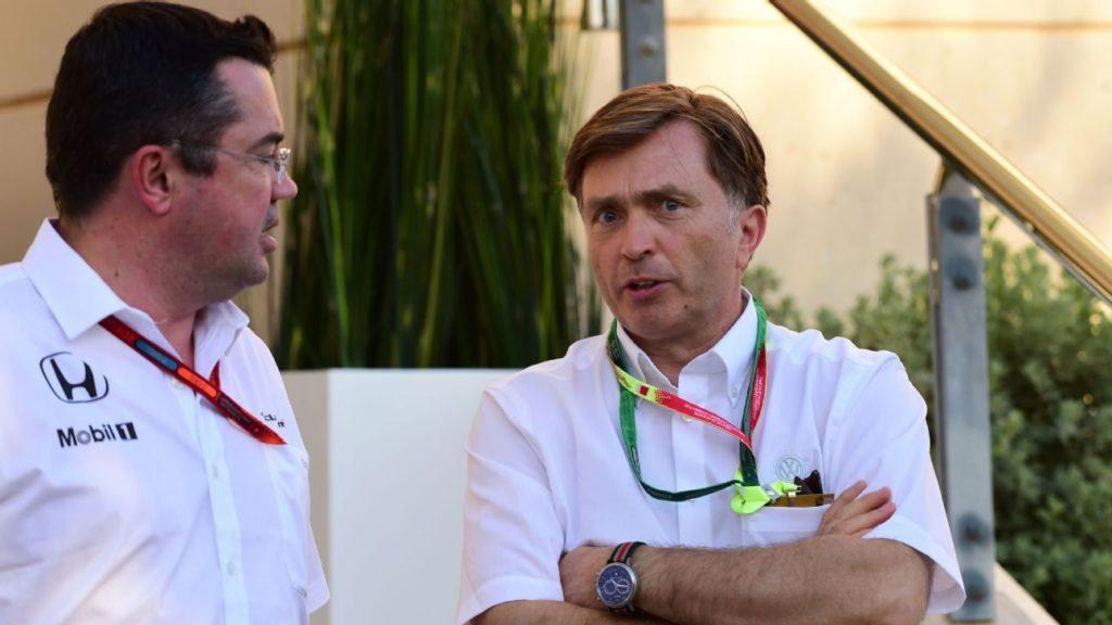 F1 | McLaren, Jost Capito pronto all'addio