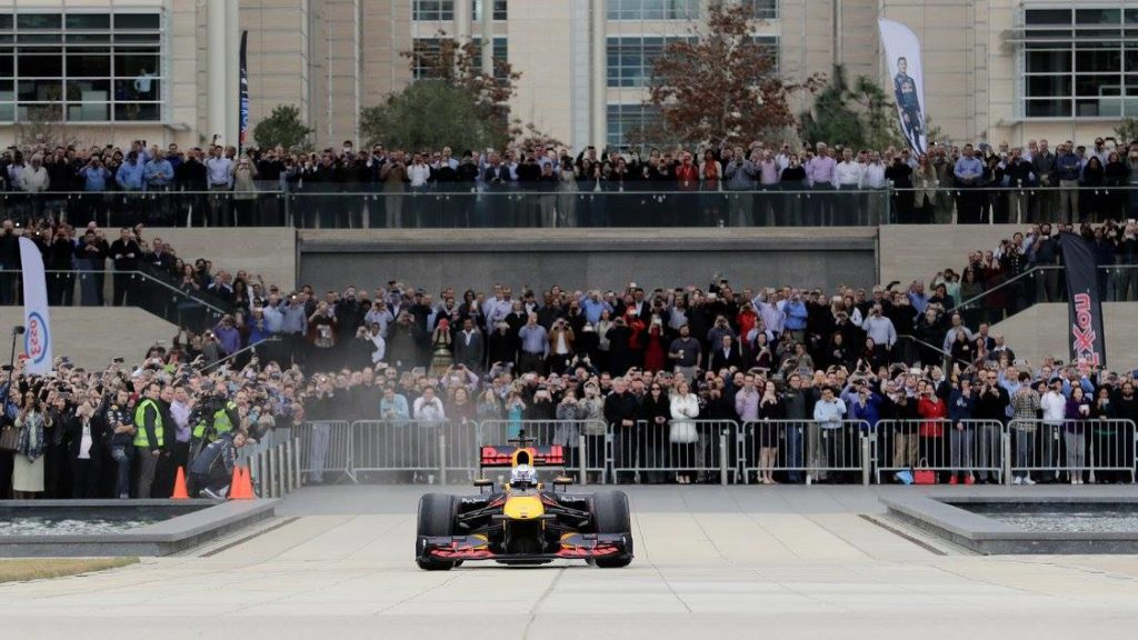 F1   Red Bull inaugura la partnership con Exxon Mobil