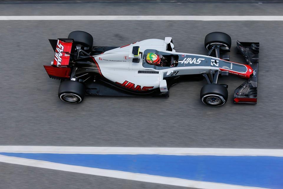 F1   Haas: superati i crash test sul telaio della nuova monoposto