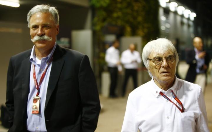 """F1   Carey: """"Lavoreremo per migliorare il nostro prodotto"""""""