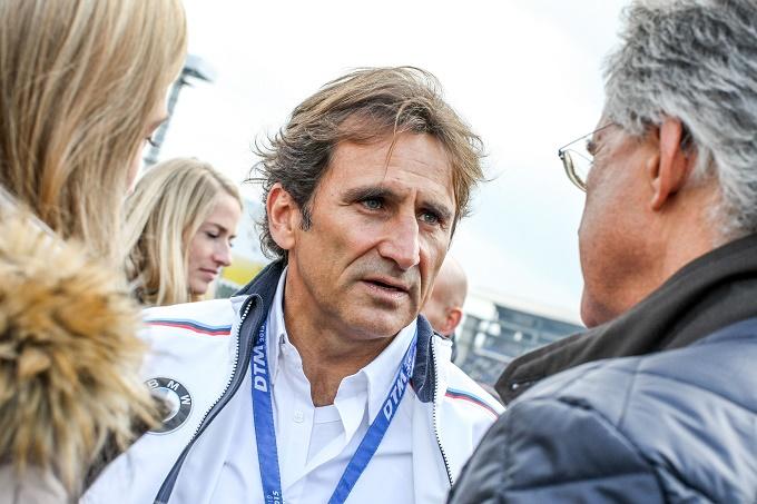 "F1 | Zanardi: ""Vedrei bene Valentino Rossi in Mercedes"""