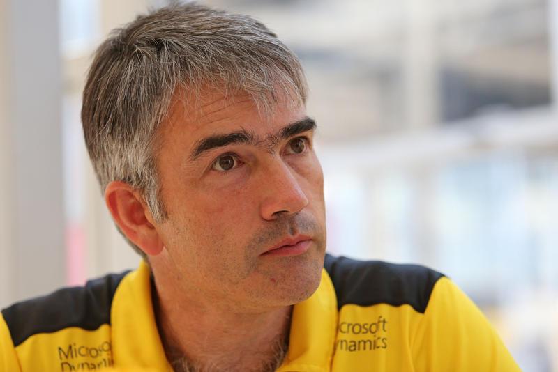 """Renault, Nick Chester: """"E' il cambio regolamentare più drastico che io ricordi"""""""