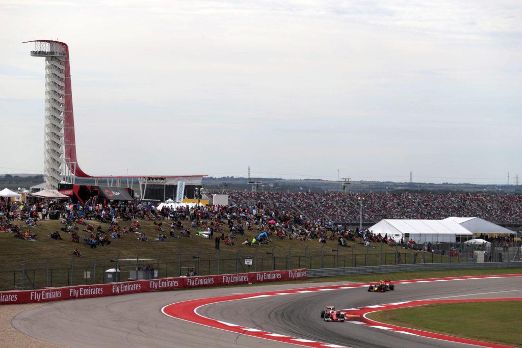 F1   Austin favorevole a più gare negli Stati Uniti