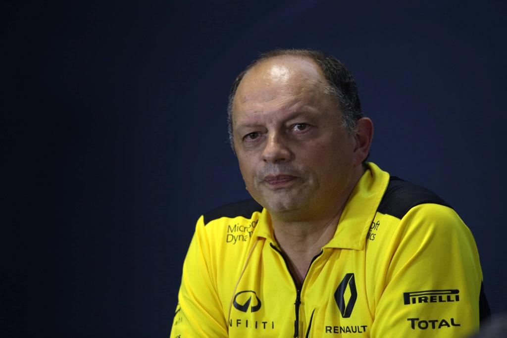 Frédéric Vasseur lascia la Renault