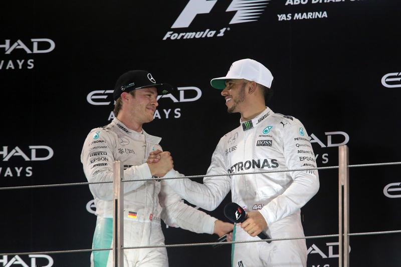 """F1   Brundle deluso da Rosberg e punzecchia Hamilton: """"Lewis più nervoso con Alonso o Vettel in squadra"""""""