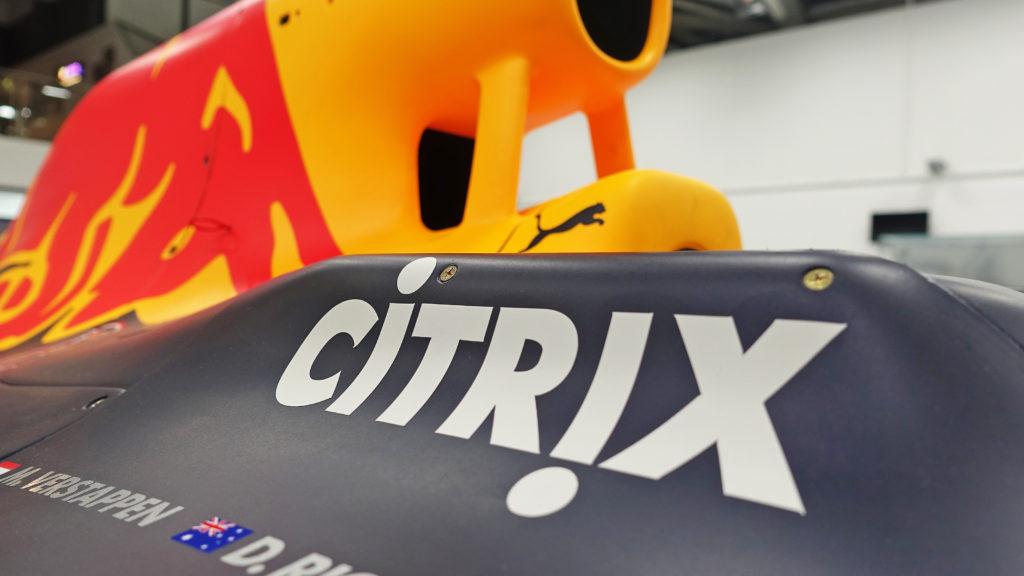 F1 | Citrix estende la propria partnership con Red Bull