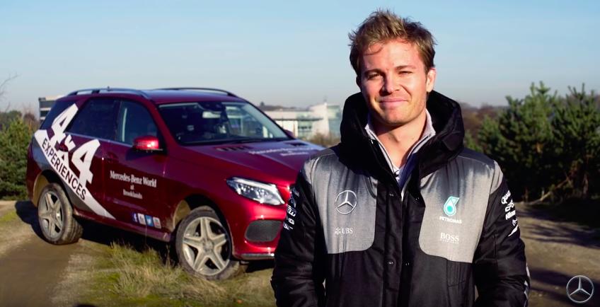 """F1   """"Felice anno 2017"""", gli auguri di Nico Rosberg"""