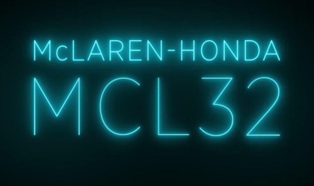 F1 | La McLaren cambia nome: nel 2017 si chiamerà MCL32