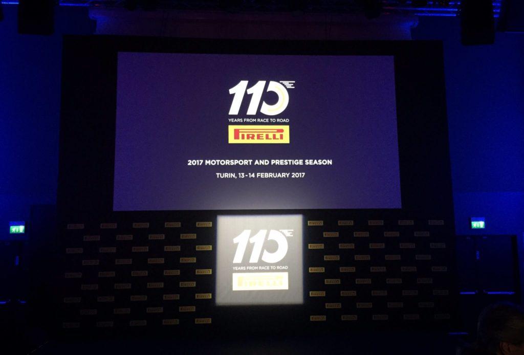F1 | Presentazione LIVE della Stagione Pirelli Motor Sport e Prestige con Federica Masolin