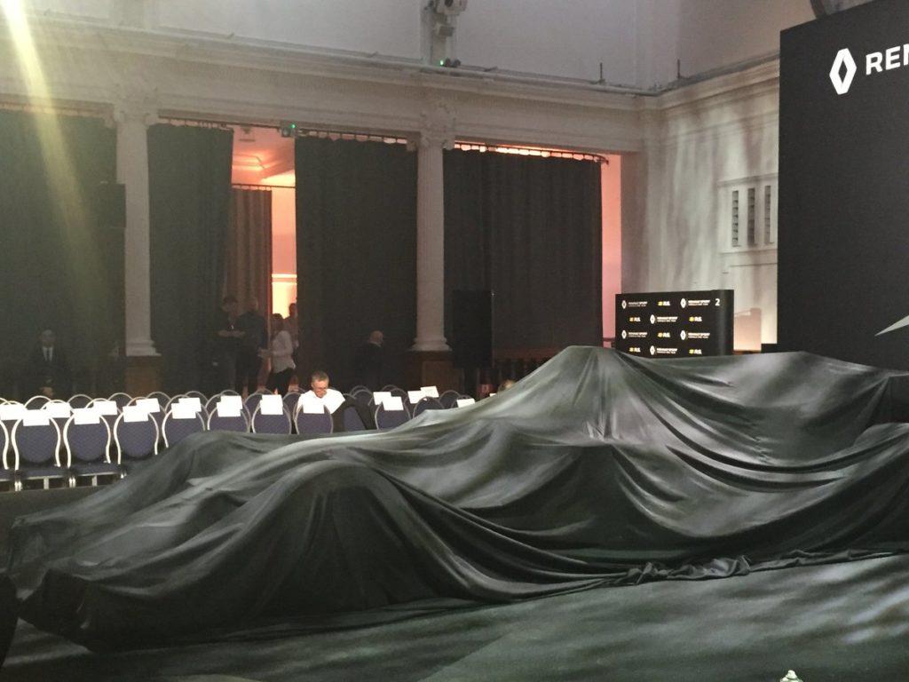 Renault F1: Segui la diretta della presentazione della RS17